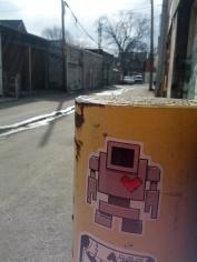 love bot loves the sun