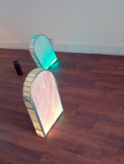 FromRebecca Fin Simonetti's 'Knife Play' at Le Gallery