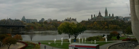 parliament hill and sculpture garden